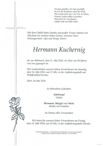 Hermann Kuchernig