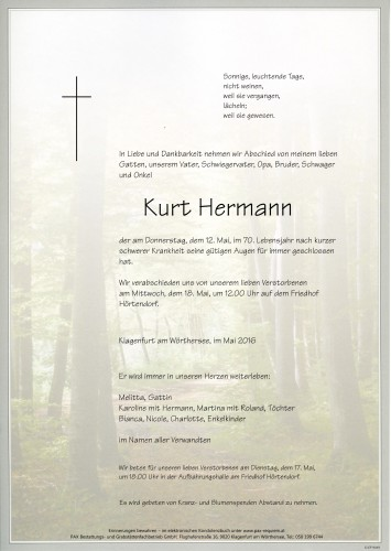Kurt Hermann