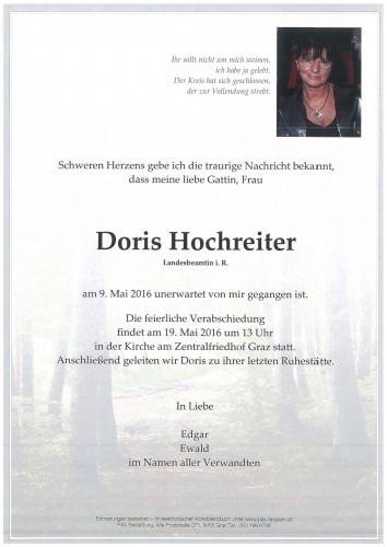 Doris Hochreiter