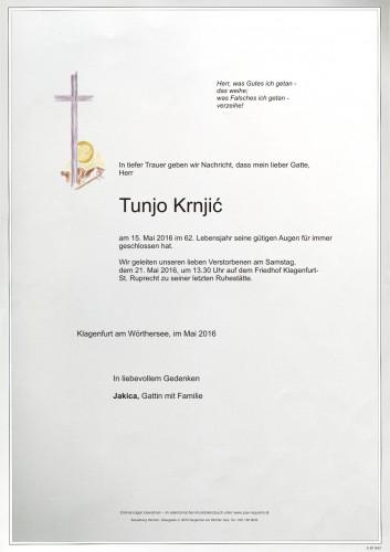 Tunjo Krnjic