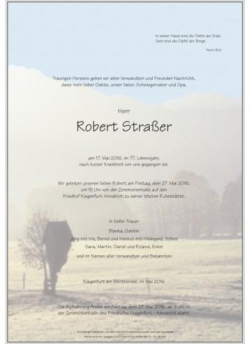 Robert Straßer