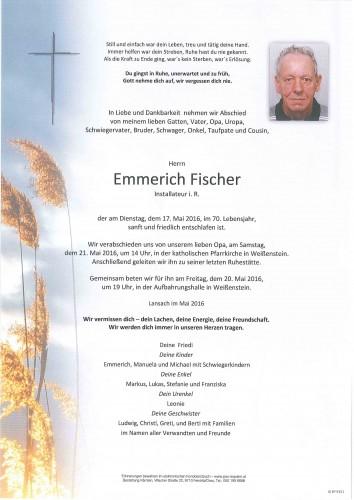 Emmerich Fischer