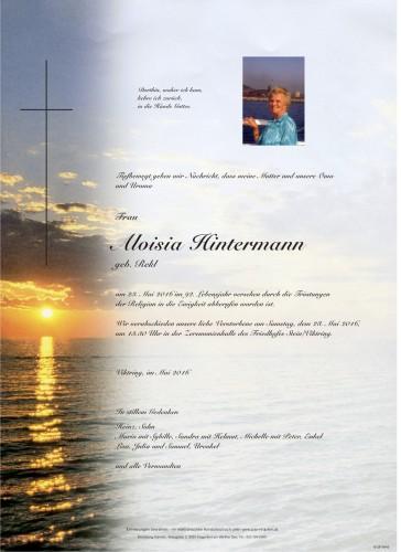 Aloisia Hintermann