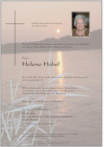 Helene Hobel