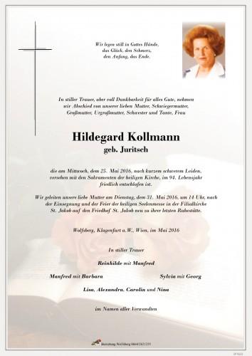 Hildegard Kollmann