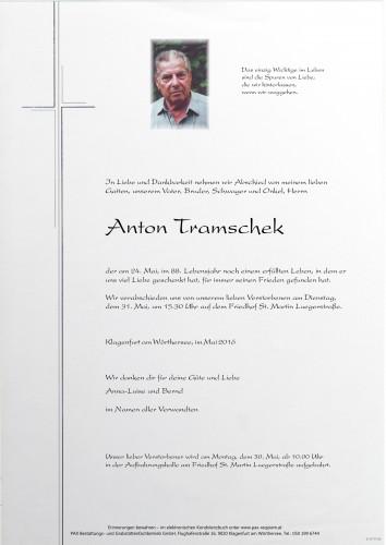 Anton Tramschek