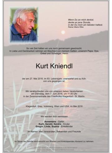 Kurt Kniendl