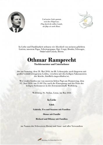 Othmar Ramprecht