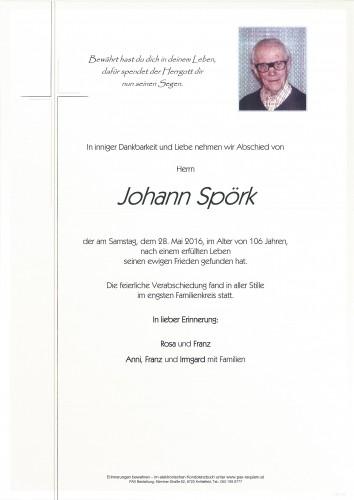Johann Spörk