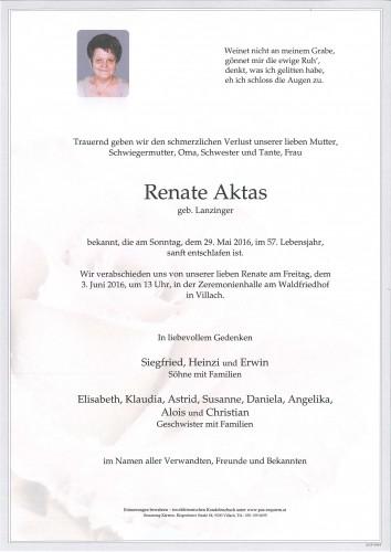 Renate Aktas