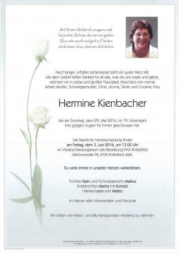 Hermine Kienbacher