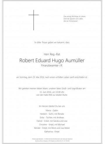 Robert Aumüller