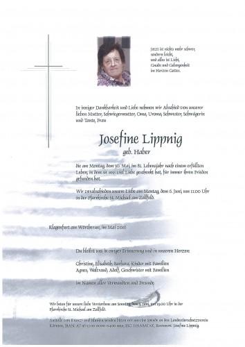 Josefine Lippnig