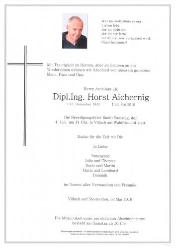 Horst Aichernig