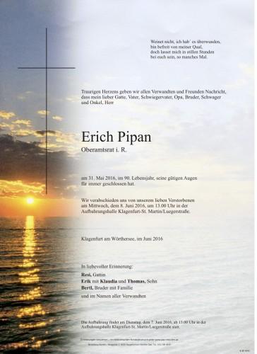 Erich Pipan