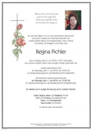 Regina Pichler