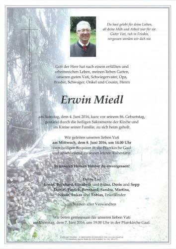Erwin Miedl
