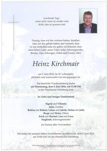 Heinz Kirchmair