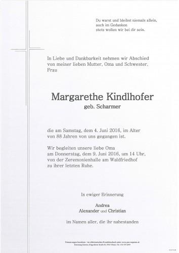 Margarethe Kindlhofer