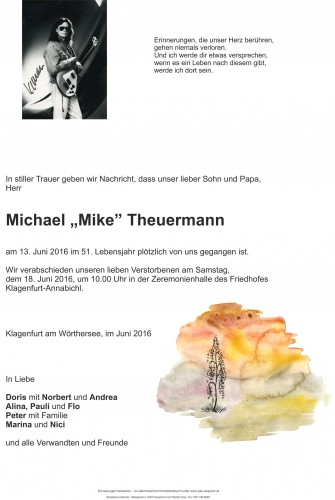 "Michael ""Mike"" Theuermann"