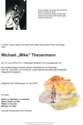 "Michael ""Mike"" Theuermann"