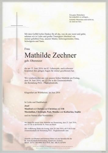 Mathilde Zechner