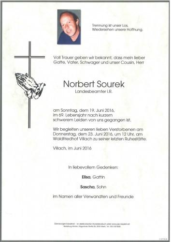 Norbert Sourek