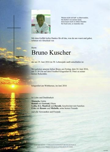 Bruno Kuscher