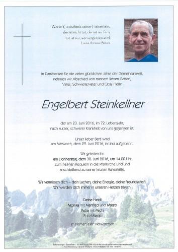 Engelbert Steinkellner