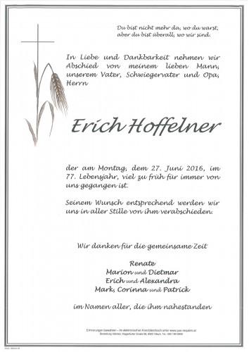 Erich Hoffelner