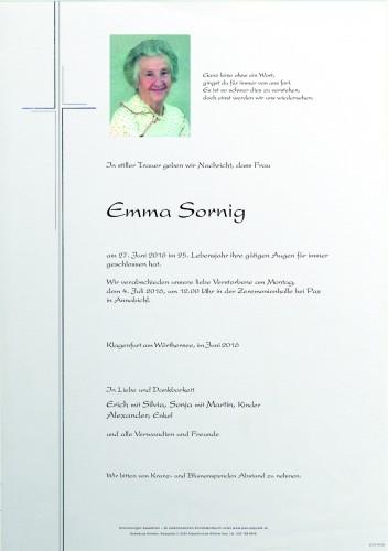 Emma Sornig