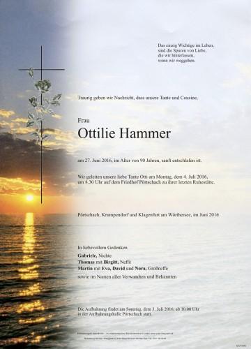 Ottilie Hammer