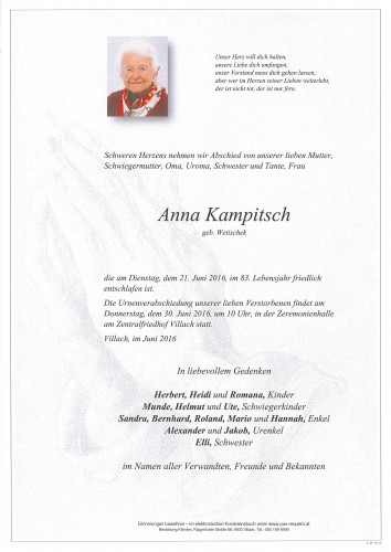 Anna Kampitsch