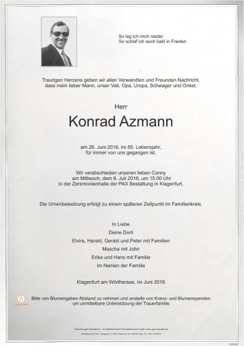 Konrad Azmann