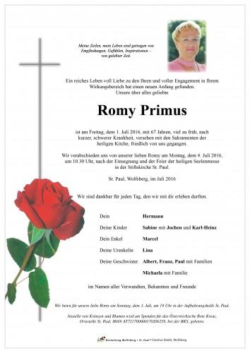 Romy Primus