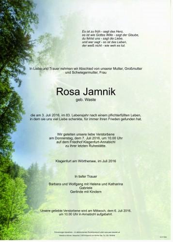 Rosa Jamnik