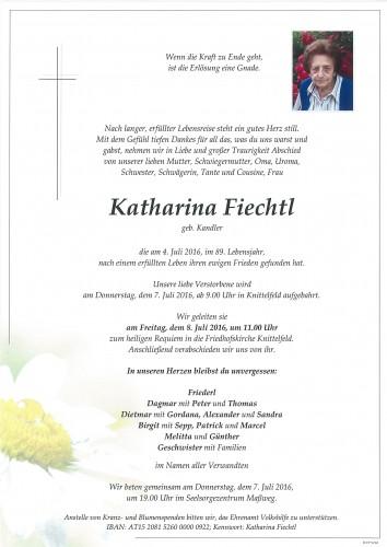 Katharina Fiechtl