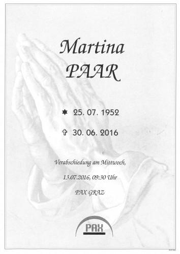 Martina Paar