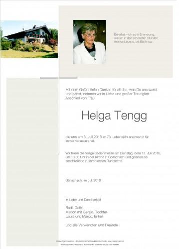 Helga Tengg