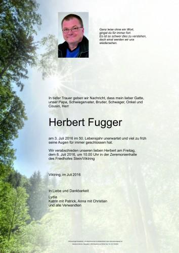 Herbert Fugger