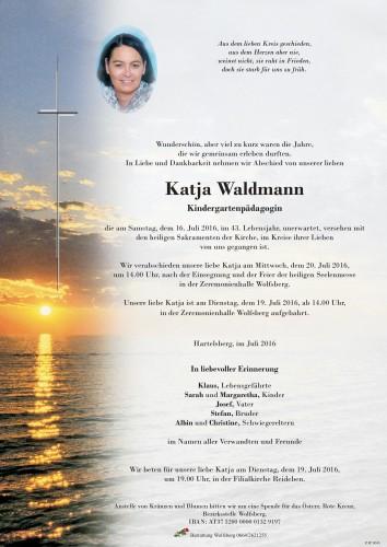 Katja Waldmann