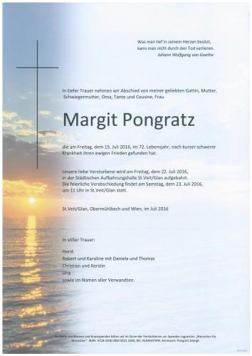 Margit Pongratz