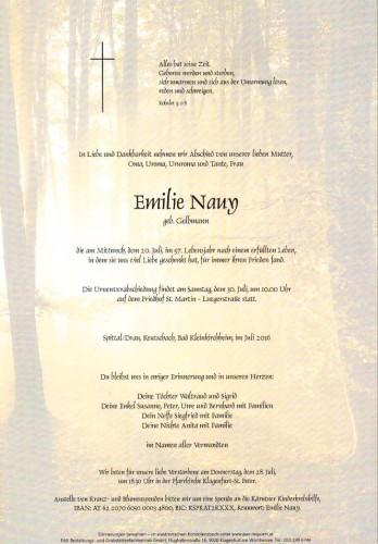 Emilie Nauy
