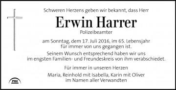 Erwin Harrer