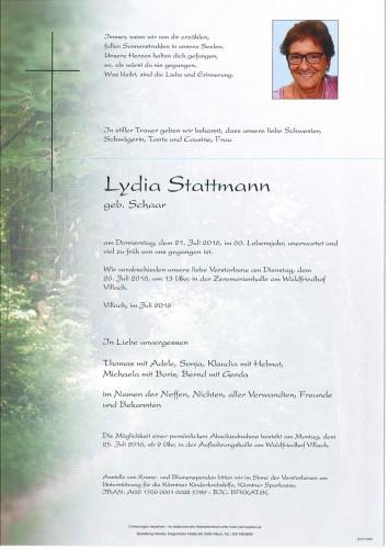 Lydia Stattmann