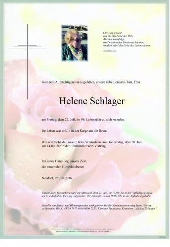 Helene Schlager