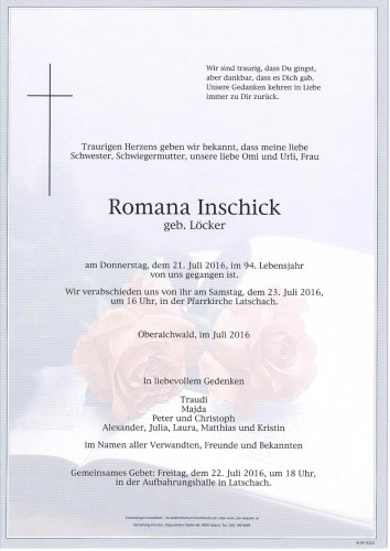 Romana Inschick
