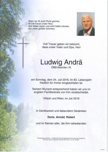 Ludwig Andrä