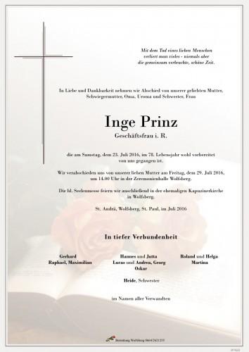 Inge Prinz