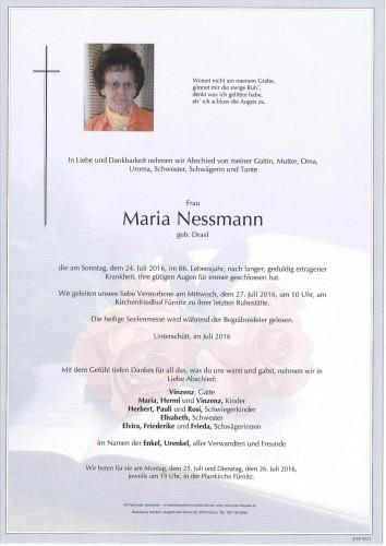 Maria Nessmann
